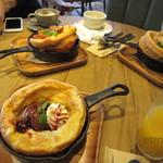 カフェ&レストラン グリーンテーブル - カンパーイ☆