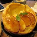 カフェ&レストラン グリーンテーブル - キャラメルりんご