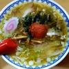 Ryuushanhai - 料理写真:赤湯からみそラーメン830円