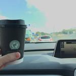 ローソン - ドリンク写真:眠気覚ましにコーヒー♪