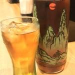 池輝 - ウーロン茶