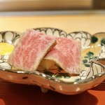 75907505 - ☆神戸牛のハネシタとメロン