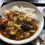 広華 - 中華丼