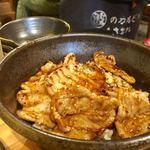 北海道マルハ酒場 - もち豚カルビ 650円