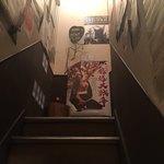 ビノシュ - 階段を登るのです