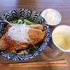 古民家カフェ蓮月 - 料理写真:【厚切り照り豚丼…1,190円】♫2017/10