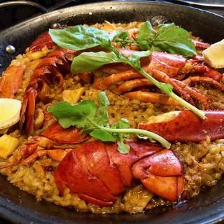 素材の味わいを活かしたスペイン伝統料理を再現!