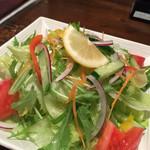 雑食家。 - 10種野菜サラダ