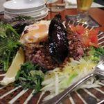 カフェ三三五五 - お野菜いっぱいタコライス