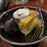 カフェ三三五五 - 栗とかぼちゃのアラガサ