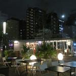 Good Morning Cafe&Grill  - テラス新虎通り側