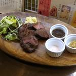 ぶどう酒食堂 スミノク - 料理写真:USプライムビーフ