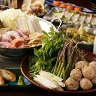 仙台名物【せり鍋】を楽しむ