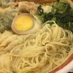 広州市場 - ストレート細麺