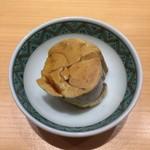 鮨 ミ雲 - 石鰈の肝
