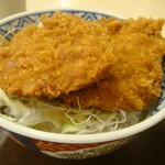 とんかつ 扇亭 - 料理