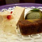 日本料理 三嵋 - 水菓子