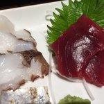 居酒屋 春告魚 - 蛸と鰹