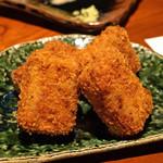 ながほり - 蟹味噌のコロッケ