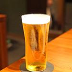 ながほり - 生ビール