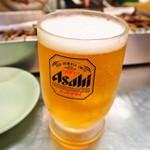 中畑商店 - 生ビール