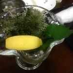 沖縄食堂 てぃーだかんかん - 海ぶどう