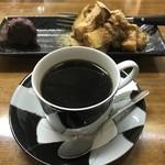 コーヒーらくがきや - ドリンク写真: