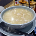 マンゴツリーキッチン パッタイ - モーニングタイ雑炊カオトム500円
