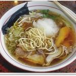 いばらき - 料理写真:おろし中華