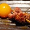 Yakitorimidori - 料理写真:ちょうちん、レバー、ハツ元