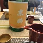 葉隠亭 - 東鶴(特別純米 雄町)