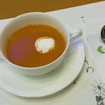 75921084 - 伊勢海老のスープ