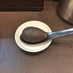 麺屋りゅう - 焼き石