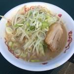 ちばから - 料理写真:「らーめん」850円(松戸モリヒロフェスタ)