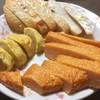 嘉平屋 - 料理写真:揚げかまぼこカット