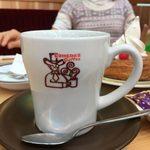 コメダ珈琲店 - ブレンドコーヒーたっぷりサイズ