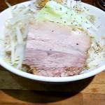 麺処 マゼル - まぜそば醬油:700円