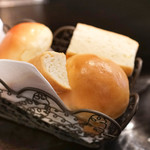 文化洋食店 - パン