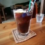 カフェ オレンジブルー - コーヒーフロート