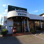 ベニス洋菓子店 - こんな感じのお店