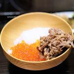 赤坂 きた福 - お食事