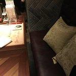 イタリアン&グリル アクア イルフォルノ - 座り心地が良いですね…リラックス