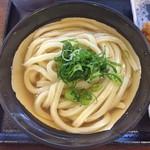 松井製麺所 - 冷やかけ
