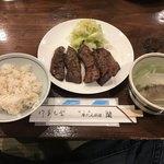 牛たん料理 閣 - Aタン焼き定食