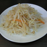 餃子太郎 - もやしのナムル280円