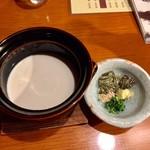 壱献 - 自家製豆腐