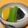 はる壱 - 料理写真:付き出し 茄子とさつま芋の煮物