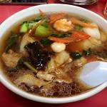 丸吉飯店 - 五目麺