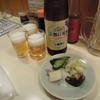 百練 - 料理写真:大瓶ビール600円