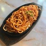 リバーストーン - 料理写真:ナポリタソ